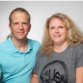 Speaker - Katharina und Nils Sporleder