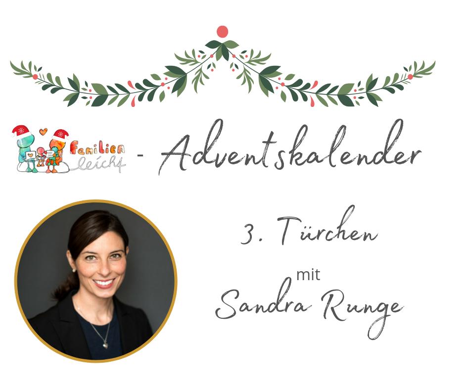 Speaker - Sandra Runge