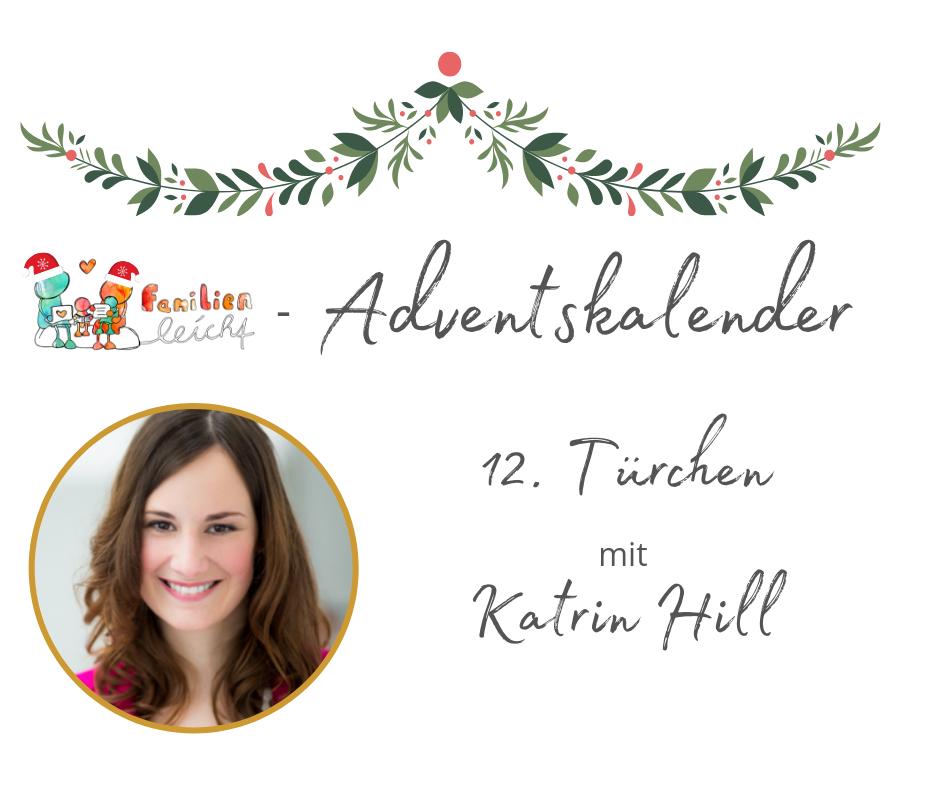 Speaker - Katrin Hill