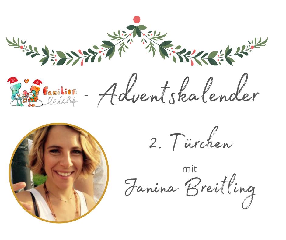 Speaker - Janina Breitling