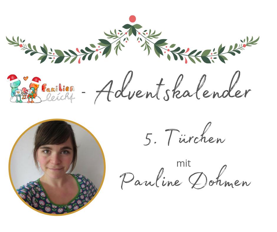 Speaker - Pauline Dohmen
