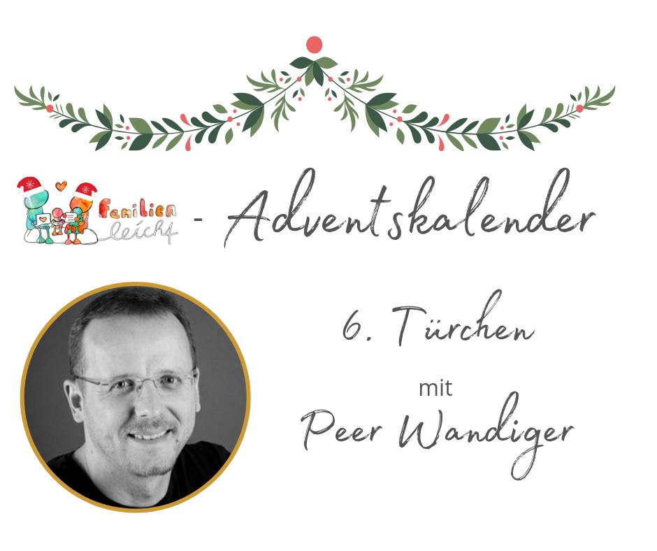 Speaker - Peer Wandiger